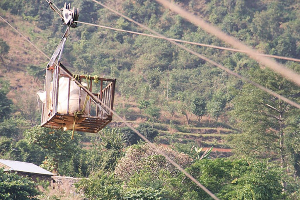 ROPEWAY   PROJECTS
